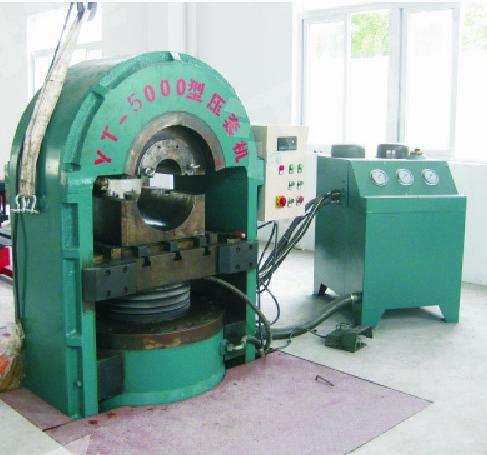 铝合金压头生产线(压机)