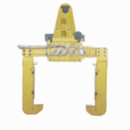 电动卧卷夹钳(齿轮条传动)