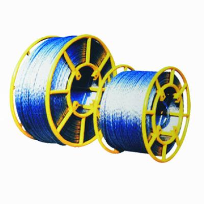 机型编织防扭钢丝绳